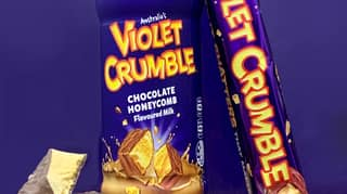 Violet Crumble Chocolate-Honeycomb Milk Is Coming To Australia