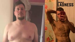 'Unluckiest Man In The World' Turns Life Around And Loses Eight Stone