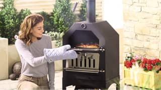 Aldi Australia Is Selling An Outdoor BBQ Pizza Oven This Weekend