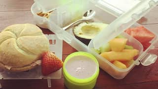 Dietitian Mum Slams School For 'Shaming School Lunches'