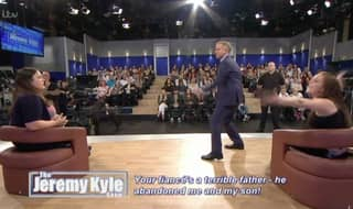 Jeremy Kyle Absolutely Loses It At His Guests