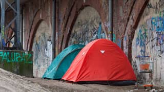​Local Council Threatens To Fine Homeless £1,000 For Living In Tents
