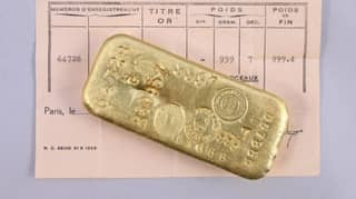 Boys Find Gold Bars Worth More £70,000 After Building A Fort