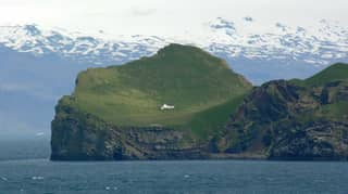 Strange Building On Icelandic Island Dubbed 'World's Loneliest House'