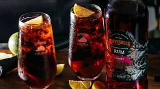 Kopparberg Has Launched A Spiced Cherry Rum