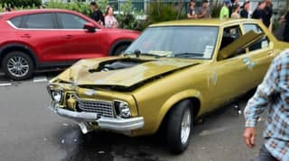Man Crashes Car After Doing Burnouts While Taking Teens To Year 12 Formal