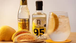 Company Creates World's Strongest Gin With ABV Of 95%