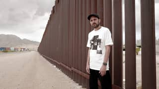 Dynamo Walks Straight Through USA/Mexico Border Wall In New Sky Show