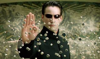 This Is What The Matrix Would Look Like Without Special Effects