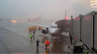 Plane Makes Emergency Landing After Pilot Suffers Fatal Heart Attack