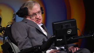 Stephen Hawking Claims He Once Held A Party For Time Travellers