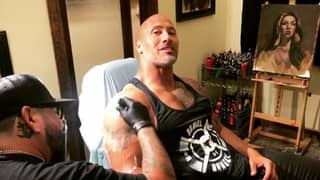 The Rock Has Covered Up His Iconic Brahma Bull Tattoo