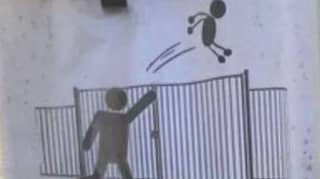 French School Bans Parents From 'Literally Throwing' Kids Over Gates When Running Late