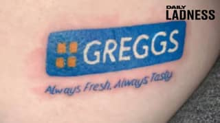 Woman Gets Greggs Tattoo On Bum After Missing Sausage Rolls In Lockdown