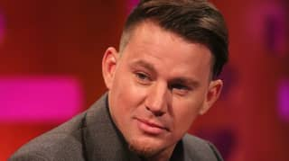 A Picture Of Channing Tatum's Ballsack Just Sold For Thousands