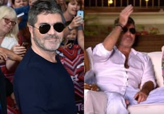 Simon Cowell Explains Why He 'Flashed' For X Factor Viewers