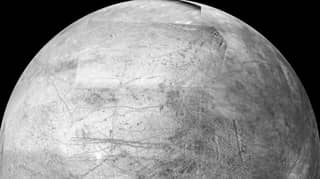 NASA Scientists Think There Could Be Life On One Of Jupiter's Moons