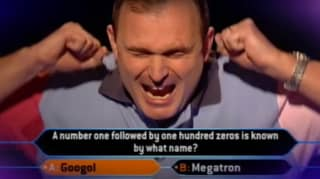 Real Life Footage Of Charles Ingram's Million Pound Question