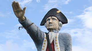 Thousands Sign Petition Calling For Giant Captain Cook Statue In Cairns To Be Torn Down