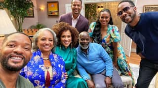 Will Smith Shares First Look Of Fresh Prince Reunion