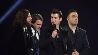 Arctic Monkeys Frontman Alex Turner Has Grown A Goatee