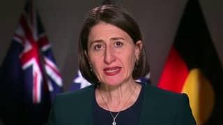 NSW Premier Gladys Berejiklian Says State Won't Go Back Into Lockdown Despite Coronavirus Case Increases