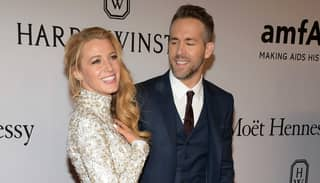 Ryan Reynolds Explains That Blake Lively Keeps Him 'Sane' During Episodes Of Anxiety