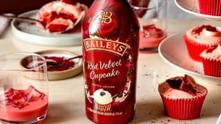 Baileys Red Velvet Cupcake Has Finally Landed In Australia
