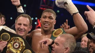 Anthony Joshua Set To Become 'First Billionaire In Boxing' After Klitschko Victory