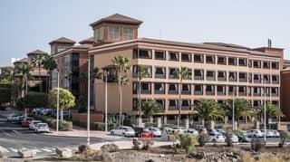 British Woman Tests Positive For Coronavirus At Quarantined Tenerife Hotel
