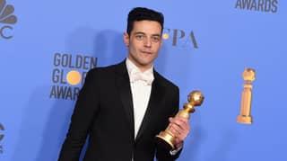 Rami Malek Dedicated His Golden Globe Win To Freddie Mercury