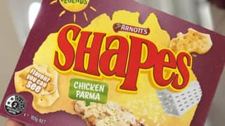 Arnott's Has Released Chicken Parma Flavoured Shapes