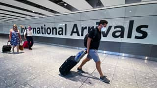 Passengers Arriving In England Can Cut Self-Isolation Down To Five Days Under New Testing Strategy