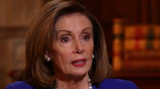 Nancy Pelosi Calls Donald Trump A 'Stain On America' Who Was 'Unworthy To Be President'