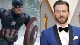 Chris Evans Gives Emotional Goodbye To Captain America After Wrapping On 'Avengers 4'
