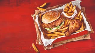 KFC Is Bringing Back Its WOW Box Next Week For Just £3.49