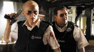 Simon Pegg Says He Would 'Love' To Play Nicholas Angel Again