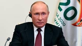 Vladimir Putin Is Still Refusing To Recognise Joe Biden As Winner Of 2020 US Election