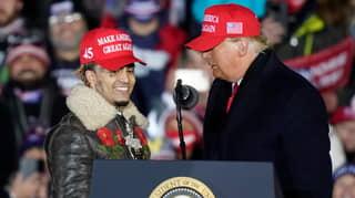 Donald Trump Calls Rapper 'Lil Pimp' Instead Of 'Lil Pump'