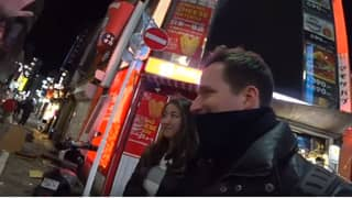 Twitch Streamer Helps Woman Being Followed By Stranger In Tokyo