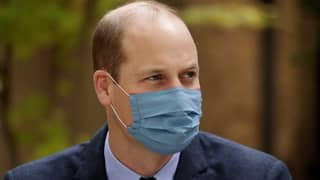 ​Prince William 'Tested Positive For Coronavirus In April'