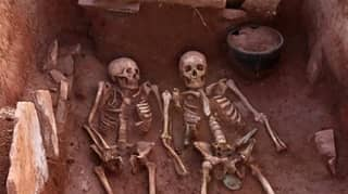 Remains Of 2,500-Year-Old 'Warrior Couple' Found In Siberia