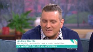 A Man With A Bionic Penis Has Very Interesting Sex Life