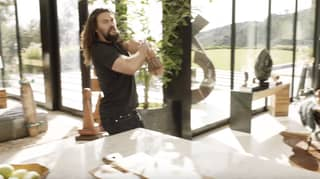 Behind The Scenes Footage Reveals How Jason Momoa Super Bowl Advert Was Made