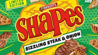 Arnott's Has Released Three New Flavours Of Shapes