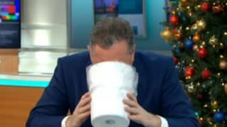 Piers Morgan 'Vomits' On Live TV After Listening To Meghan And Harry's Podcast