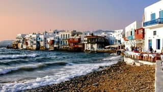 Greece Is Cutting The Cost Of Flights To The Country To Attract Travellers