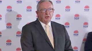 NSW Health Minister Slams People Using Fake Names When Checking Into Venues