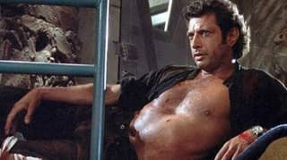 Jeff Goldblum Recreates Iconic Jurassic Park Pose To Encourage Fans To Vote