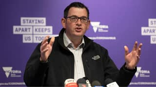 Daniel Andrews Warns Victorians Who Challenge Police Can Be Fined Up To $10,000